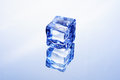 Ice cube Royalty Free Stock Photos