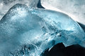 Ice cube texture background Royalty Free Stock Photo