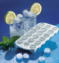 Ice cube tray Stock Photos