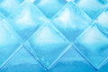 Ice cubes background close-up Royalty Free Stock Photo