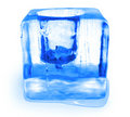 Ice cup Royalty Free Stock Photo