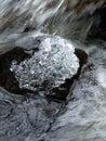 Ice diamonds Royalty Free Stock Photo