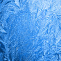 Ice flowers abstract flower pattern background Stock Photos