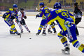 Ice Hockey Italian Premier League Stock Photography