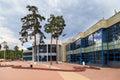 Ice Palace Balashikha-Arena. Balashikha, Russia. Royalty Free Stock Photo
