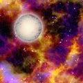 Ice Planet Royalty Free Stock Photo