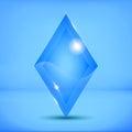 Ice rhombus