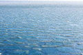 Ice sea froze background cold winter day Royalty Free Stock Images