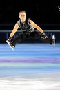 Ice skater Elvis Stojko Royalty Free Stock Photography
