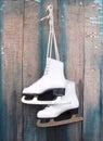 Ice Skates Royalty Free Stock Images