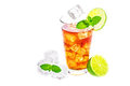 Ice Tea Stock Photo