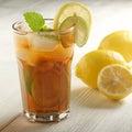 Ice tea Royalty Free Stock Photo