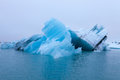 Iceberg lagoon jokulsarlon on the south of Iceland Royalty Free Stock Photo