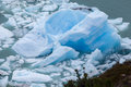 Iceberg in Perito Moreno El Calafate Argentina Royalty Free Stock Photo