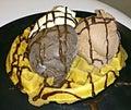 Icecream waffles Royalty Free Stock Photo