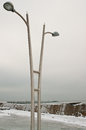 Iced Lamppost