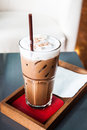Iced Mocha Stock Images