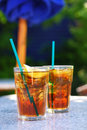 Iced Tea Royalty Free Stock Photography