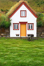 Iceland farmstead Stock Photography