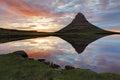Iceland Landscape Spring Panor...