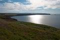 Iceland, Northern Europe, Myvatn, lake, landscape, nature reserve Royalty Free Stock Photo