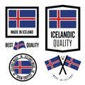 Iceland quality label set for goods