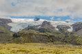 Iceland - Skaftafell National Park Royalty Free Stock Photo