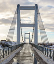 Icelandic one lane bridge a single in southern iceland there are many bridges located throughout iceland Stock Photos