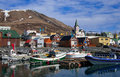 Icelandic Seaport Stock Photos