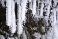 Icicles Royalty Free Stock Photos