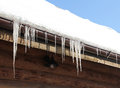 Icicles  Stock Images