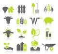 Ikona poľnohospodárstvo