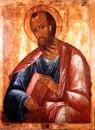 Icon of the Apostle Paul Royalty Free Stock Photo
