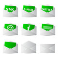 Icon convert set 2d Royalty Free Stock Image