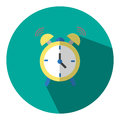 The icon is a desktop alarm clock icon. Can be used in the media.