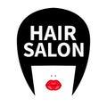 Icon for hairdresser
