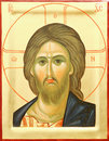 Icon of the Lord Jesus Christ Royalty Free Stock Photography