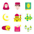 Icon pack Muslim and Ramadan