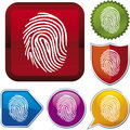 Icon series: identity Royalty Free Stock Image