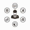 Icon set engineer