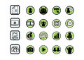 Icon vector illustration button wed network information Royalty Free Stock Image