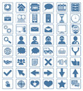Icon web set vector this is file of eps format Stock Image