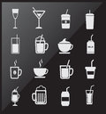 Icons Of Drinks