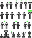 Icons psychology people