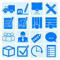 Icons for web sites and landing page