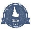 Idaho mark.