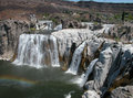 Idaho's Shoshone Falls Stock Photo