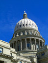 Idaho state capitol the building was completed in and is a historic landmark in boise Royalty Free Stock Image