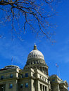 Idaho state capitol the building was completed in and is a historic landmark in boise Stock Photos
