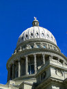 Idaho state capitol s building was constructed in and is a well known landmark in boise Stock Photography